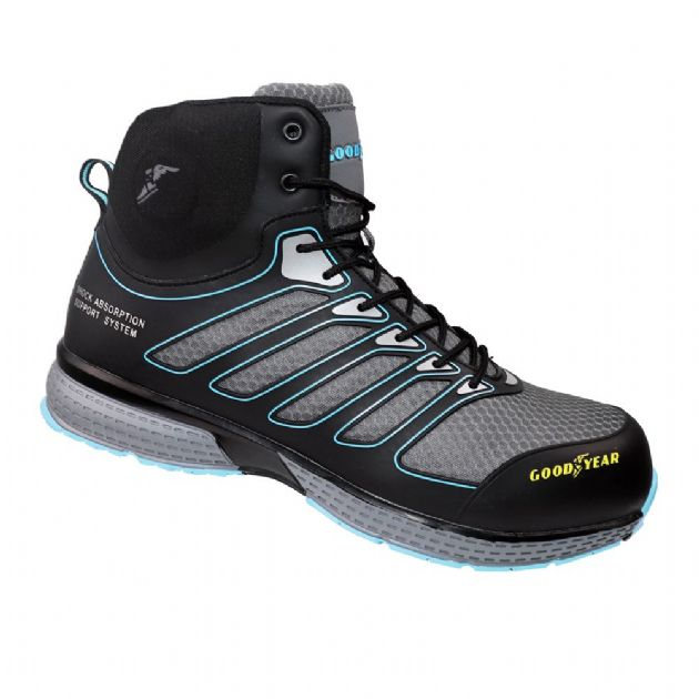 Goodyear GYBT1594 Composite Toe Safety Boots S3/SRC/HRO | TuffShop.co.uk